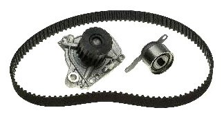 Gates TCKWP224 Engine Timing Belt Kit with Water Pump