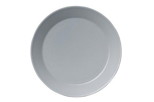 Iittala Teema 8-1/2-Inch Salad Plate, Pearl Gray