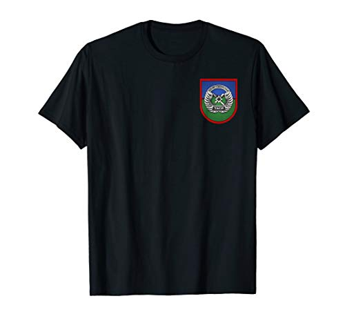 Air Control Tactical Air Force - Air Force Tactical Air Control Party TACP Patch T-Shirt