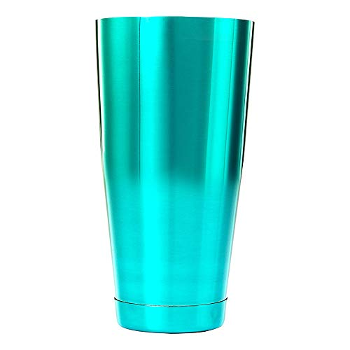 Barfly M37084TL Cocktail Tin One Size Teal
