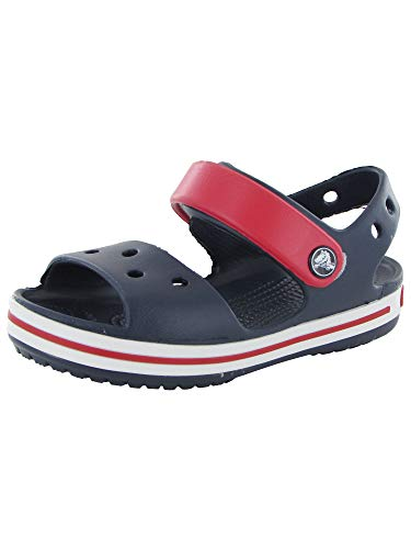 Enfant Ouvert K Crocband Bout Mixte navy Sandales Crocs Blau CYIw5q5