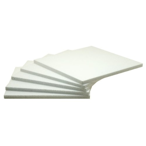 RVFM Polystyrene Sheets 300x300mm - Pack of 20 Rapid M302A