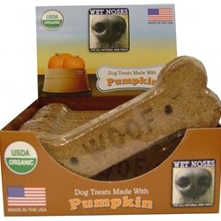 umpkin 2.4oz Dog Treat (Wet Noses Pumpkin)