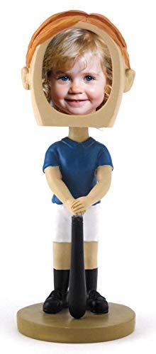 (Neil Enterprises, Inc Female Softball Photo Bobble Head )