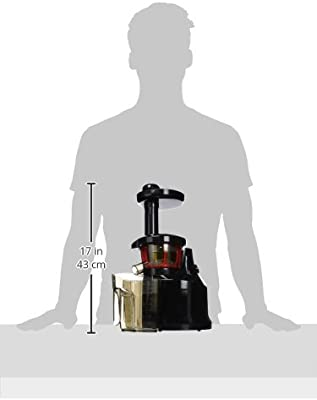 Daewoo dfresh100 extractor con zumo negro: Amazon.es: Hogar