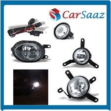 Premium Quality FOG LAMP For TATA DAEWOO MATIZ with wiring and switch on