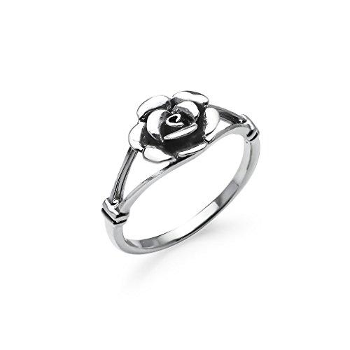 Flowers Rose Ring - 9
