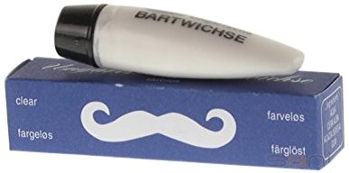 Hungarian Moustache Wax 8 ml, colorless - STERN 18564