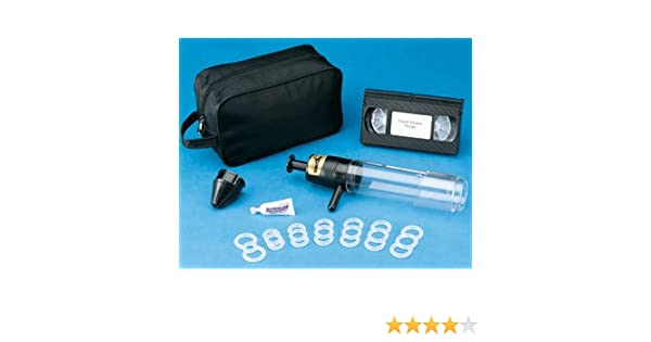 Amazon.com: Encore Deluxe Manual Vacuum Erection Device (Manual Pump Only): Health & Personal Care