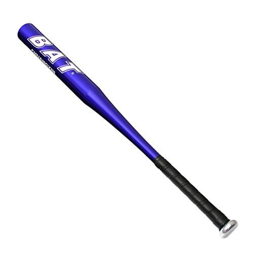Aluminum Bat (TUANTUAN 1 Pcs Aluminum Metal Alloy Baseball Bat Racket Softball Outdoor Sports Tools for Kids Adults, 20-34 inch)