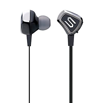 Soul Electronics Impact Wireless High Efficiency Earphones with Bluetooth