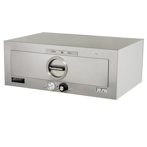 - Toastmaster 3A81DT09 1 Drawer Warmer