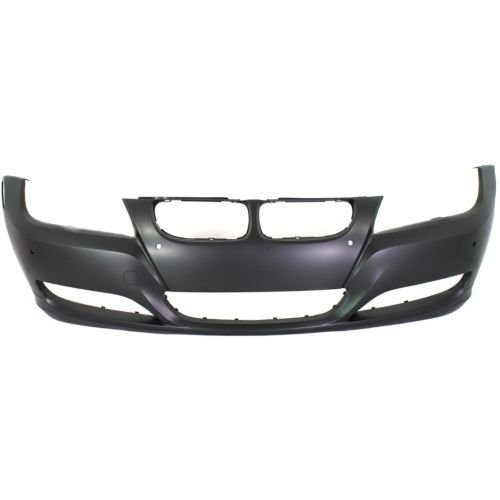 Make Auto Parts Manufacturing - FRONT BUMPER COVER; FOR SEDAN AND WAGON; WITHOUT M-PACKAGE; WITH PARK - (Sedan Bumper Package)