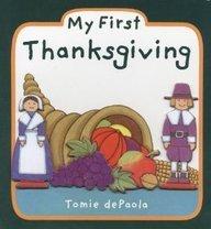 Read Online My First Thanksgiving pdf epub