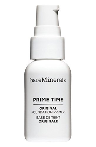 BareMinerals Prime Time Original Foundation Primer 30ml/1oz (Bare Minerals Makeup Bag)