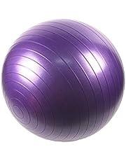 كرة تمارين اللياقة البدنية و اليوغا ، مقاس 65 سم ، SP69-3 ، ارجواني