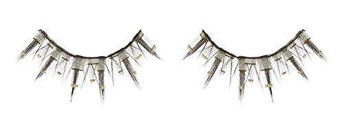 Zinkcolor Gold Lined Fabric False Eyelashes E154 Dance Halloween Costume by Zink Color