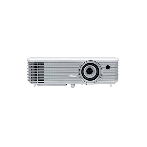Optoma EH345 | 3200 Lumen 3D 1080p Business DLP Projector White by Optoma