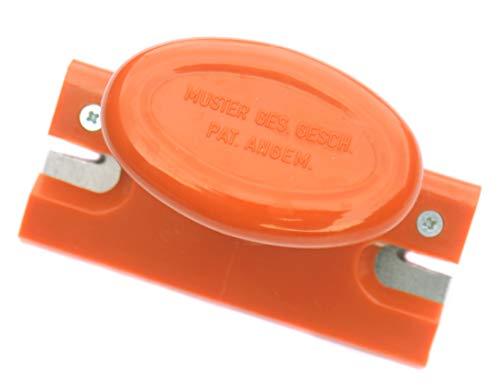 (Virutex ET-6 Single Side Edge Trimmer for PVC, ABS, Wood Edgebanding)