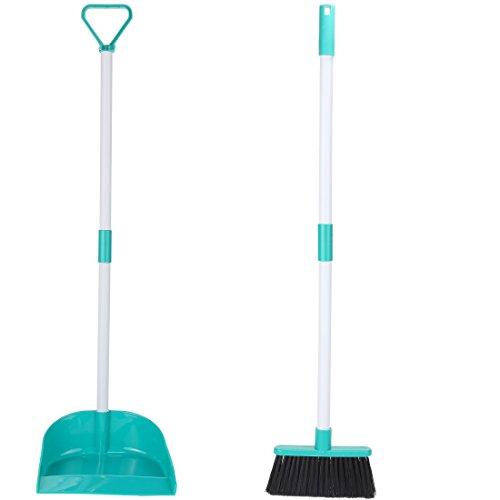 Home-X Broom and Dustpan Set (Broom And Dustpan Set)