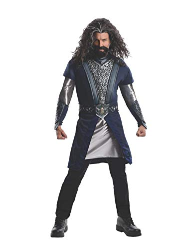 Rubie's The Hobbit Deluxe Thorin, Multicolor, Adult One Size Costume