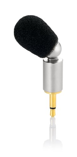 (Philips Silver Plug-In Interview Microphone (LFH9171/00))
