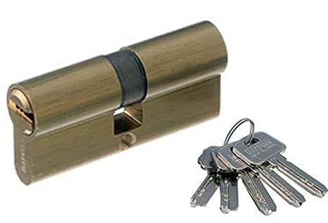 MCM 1043D1 - Cilindro Seguridad 33,5X33,5 Mcm: Amazon.es: Bricolaje y herramientas
