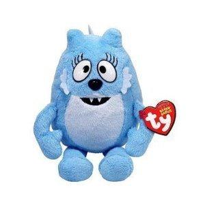 (Ty Beanie Babies Yo Gabba Gabba Toodee + Free Pack Of Yo Gabba Gabba Silly Bandz Bracelets (Shaped As The Popular Yo Gabba Gabba)