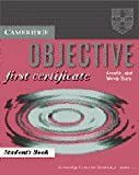 Objective, Annette Capel and Wendy Sharp, 0521625769