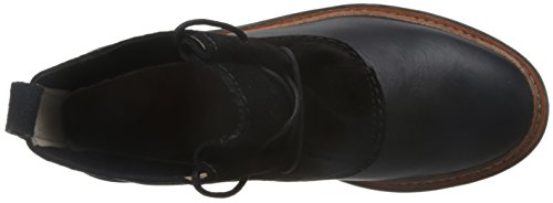 Ankle Boots Black Women's Combi Trace Clarks Fawn Black wBtqIP