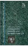 Combustion Engines and Hybrid Vehicles, , 1860581439