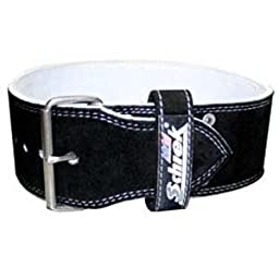 Schiek 6011 Competition Power Lifting Belt--Large