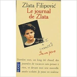 Lire Le journal de Zlata pdf, epub ebook