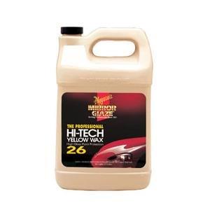 Meguiars Hi Tech Yellow Wax - 3