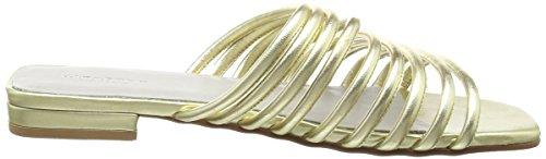 Sandali Donna 81 gold Oro Becky Punta Aperta Vagabond 5apqZ