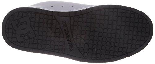 DC Shoes COURT GRAFFIK SE SHOE - Zapatillas Hombre White/Grey/Black