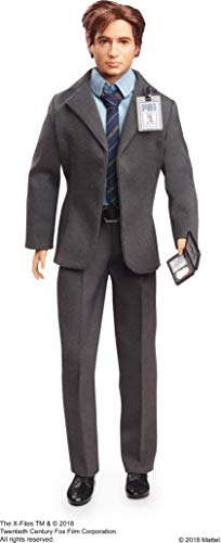 Barbie the X Files Agent Fox Mulder Doll