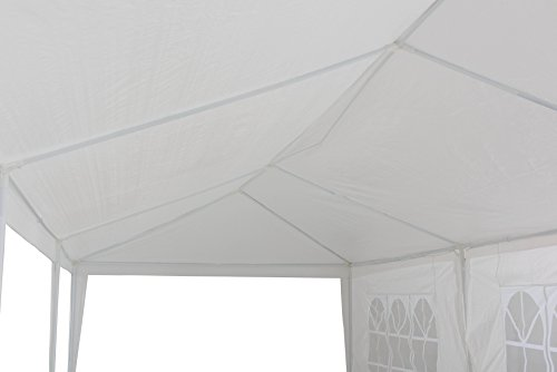 Sunjoy 10' x 30' Budget Party Tent Without Fire Retardant by sunjoy (Image #11)