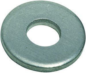 7/16'' Round Aluminum Back-Up Washer for 5/32'' Rivet by Fastenal Approved Vendor (Image #1)