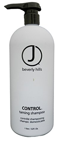 J Beverly Hills Control Taming Shampoo, 32 Ounce ()