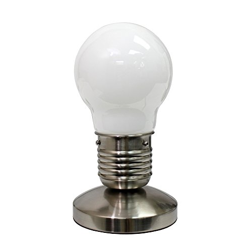 Edison Style Minimalist Idea Bulb Mini Touch Lamp