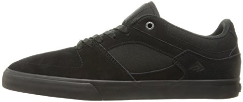 Zapatos Emerica The Hsu Low Vulc Negro-negro BLACK/BLACK