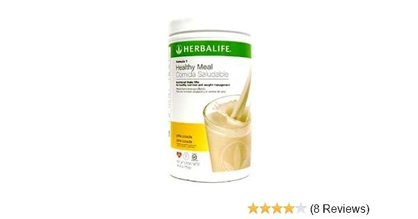 Amazon.com: Herbalife Formula 1 Nutritional Shake Mix, Pina Colada ...