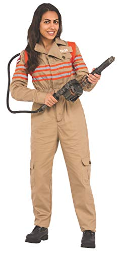 Rubie's Women's Ghostbusters Movie Grand Heritage Costume, Multicolor, Large]()