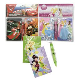 (Disney Fairies Tinkerbell 2 Pack Memo Pad & Keychain Pen Set)