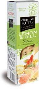 lemon dill sauce - 1