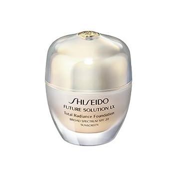 Shiseido FUTURE SOLUTION LX Total Radiance Foundation I20 Natural Light Ivory 30ml