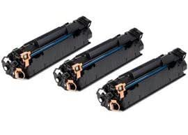 Amazon 3PK Axiom CE285A Compatible Toner Cartridge