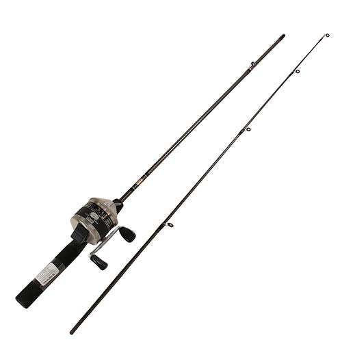 Zebco 33HZDC 33 Medium Spincast Combo, 5-Foot 6-Inch for sale  Delivered anywhere in USA