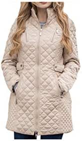 Women Autumn Winter Jackets Lady Casual Padded Coat Plus Size 5XL 6XL Long Quilted Female Oversize Outerwear